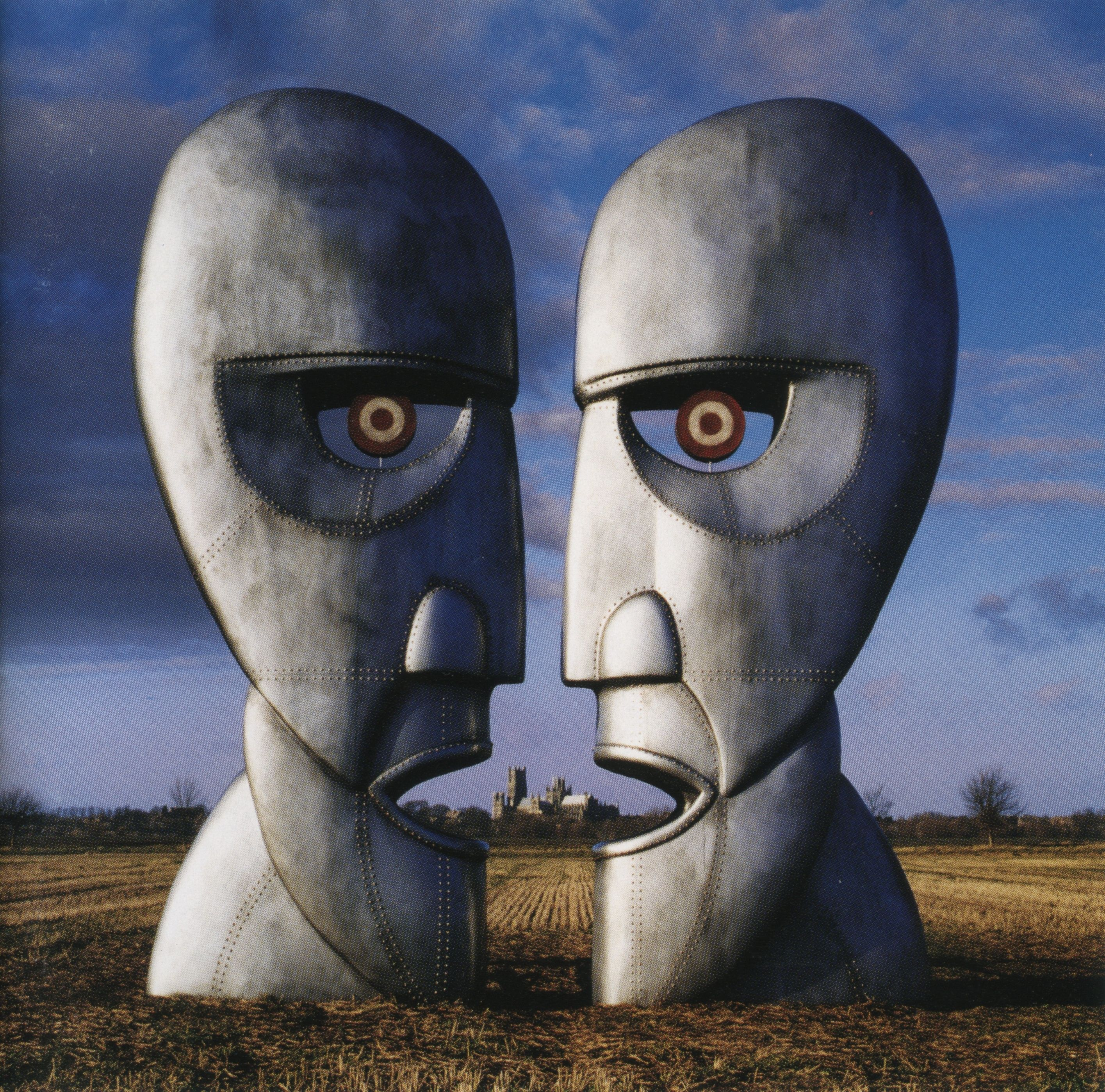 Pink Floyd The Division Bell 1994 With Images Album Cover