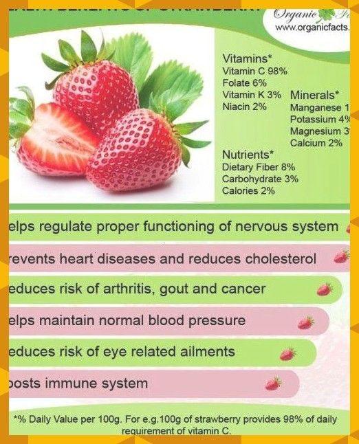 health benefits of strawberry include eye care proper brain function and r The health benefits of strawberry include eye care proper brain function and r Das solltest du...