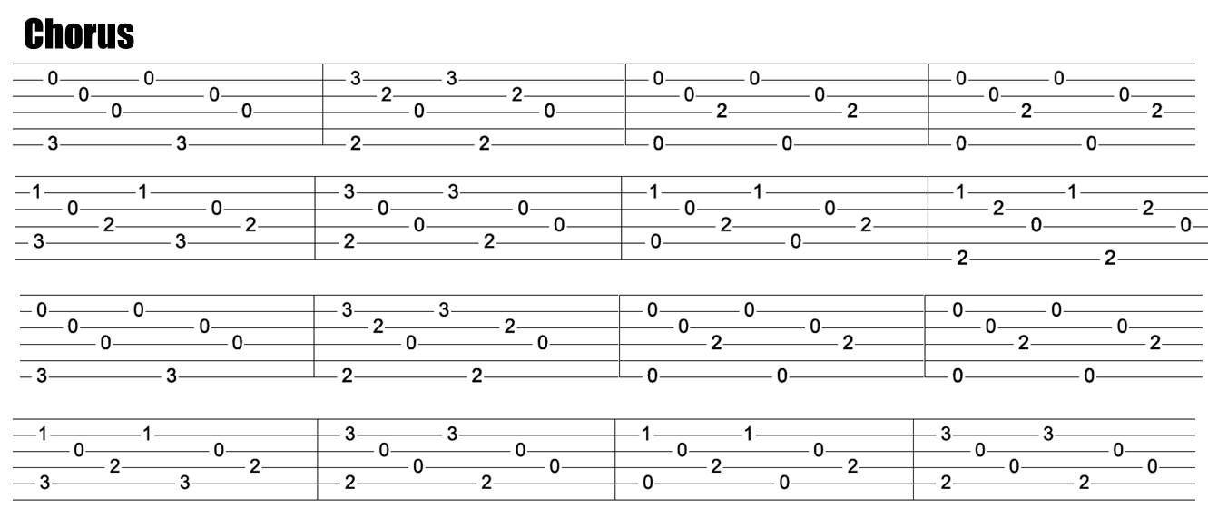 Landslide Guitar Tab Stuff To Buy Pinterest Guitar Tabs