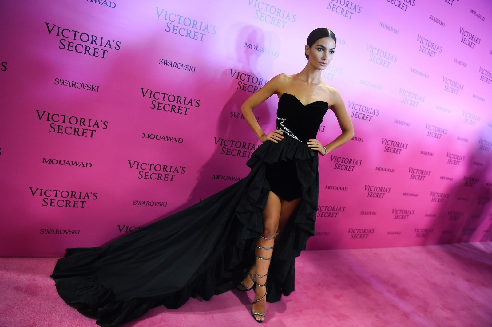 All the Looks From the 2017 Victoria\'s Secret Fashion Show After Party
