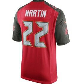 release info on 2e353 46e3d 22 Tampa Bay Buccaneers - Doug Martin Youth Jersey ...