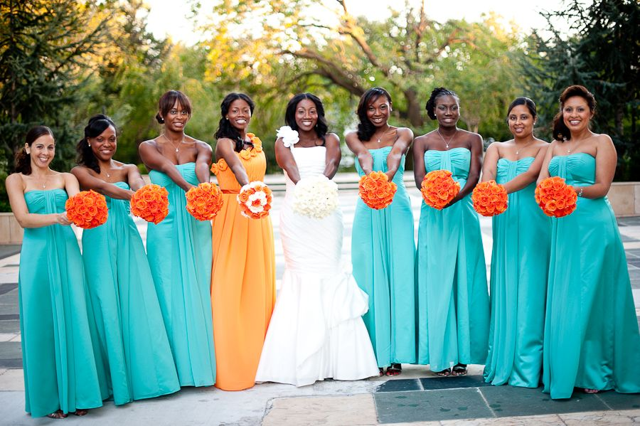 May bridesmaid dress colors for summer
