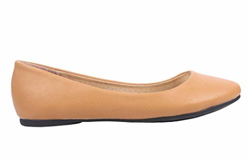 94a901e340d9a Cherish Casual Slip On Only Round Toe Fashion Womens Ballet Flats ...