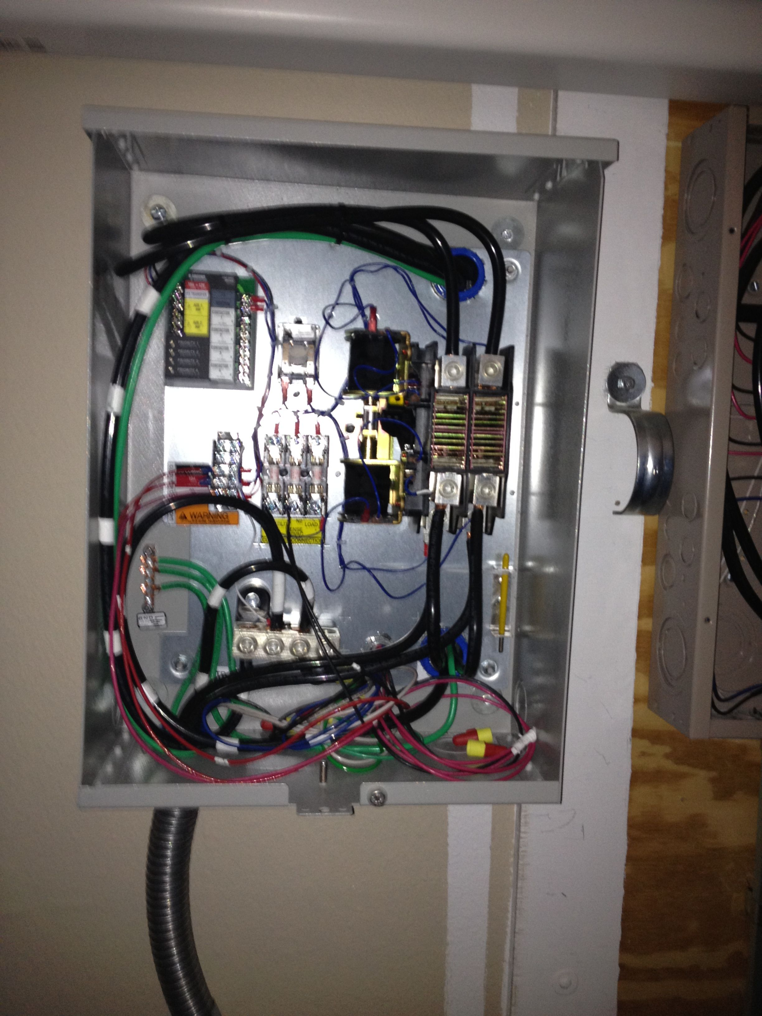 medium resolution of ats automatic transfer switch for standby generator