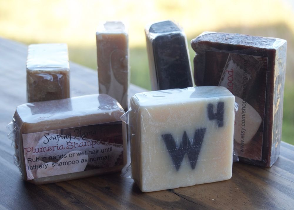 Variety Pack of Handmade Soap Gift Idea | eBay