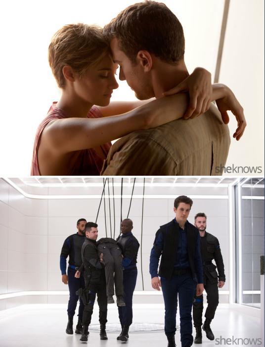 #Tris #TrisPrior #Cuatro #Four ##TobíasEaton #Divergent #Insurgent #ShaileneWoodley #TheoJames