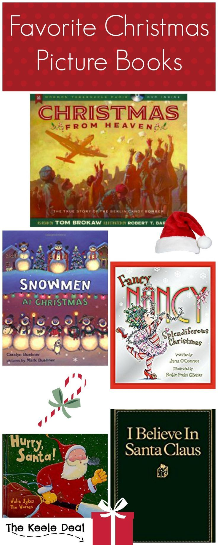 Favorite Christmas Picture Books Christmas Pictures