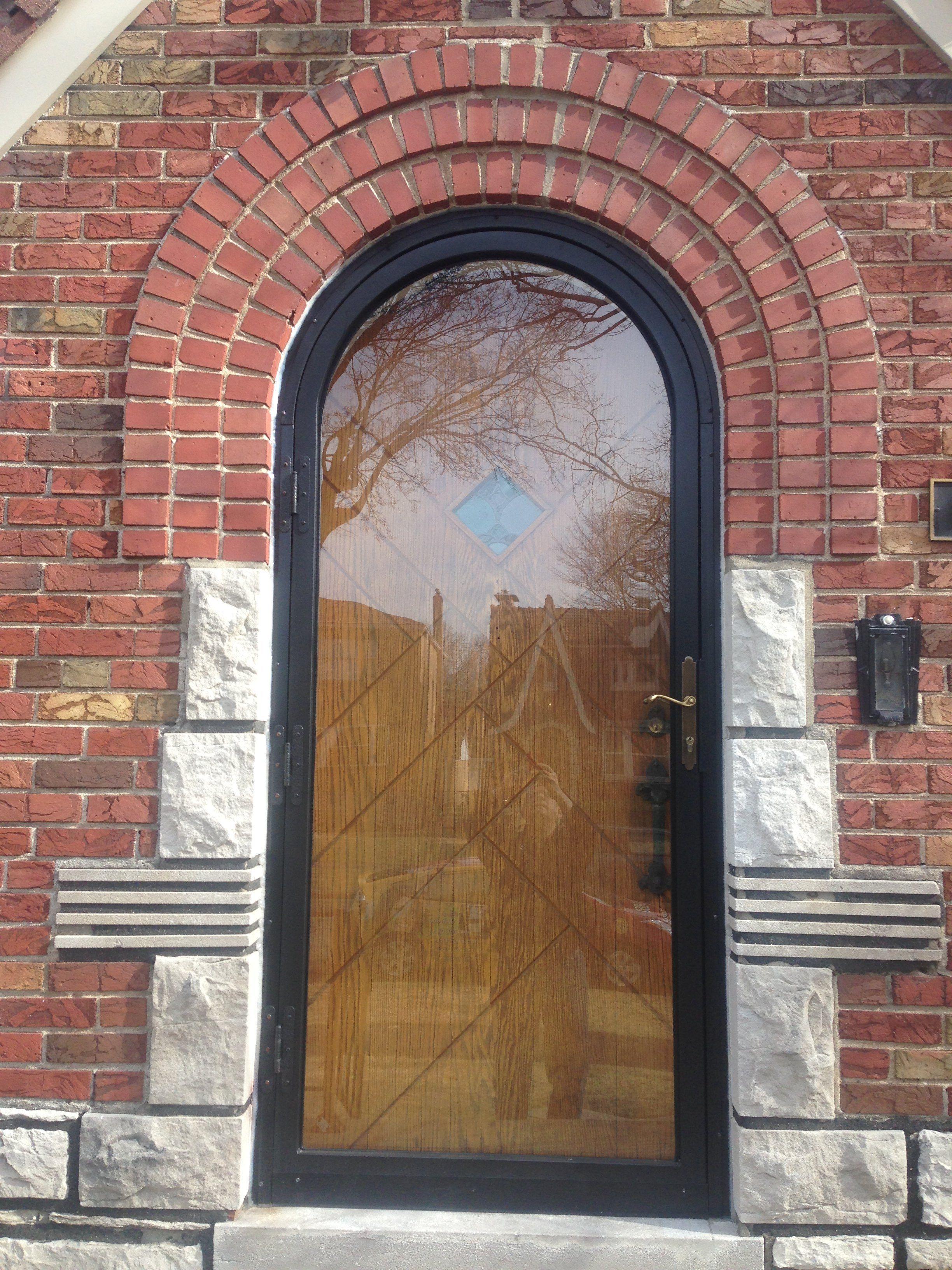 Round Top Storm Doors « Replacement Windows | Custom Doors | Storm Doors |  Windows | Garage Doors | Viviano Inc St Louis MO
