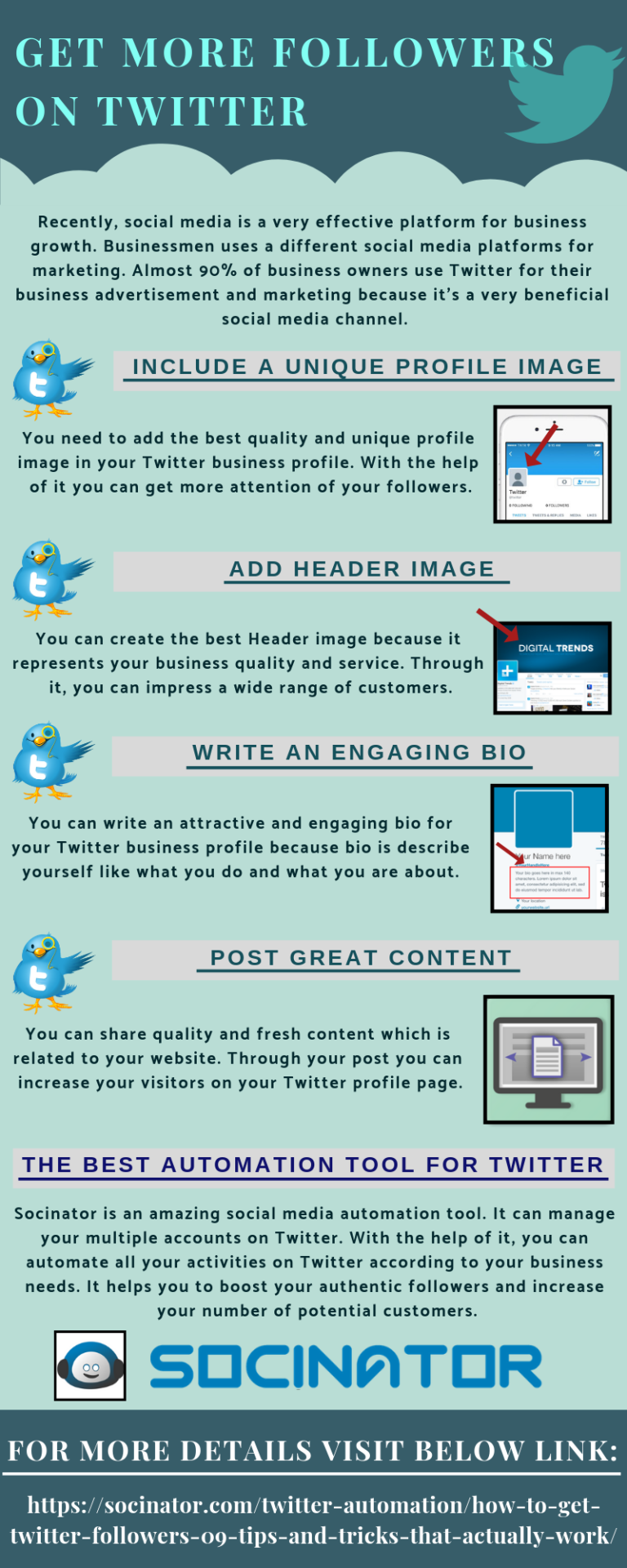 Automate Social Media Get Twitter Followers Nine Easy Steps To Make A In 2020 Multiple Social Media Accounts Get Twitter Followers Social Media