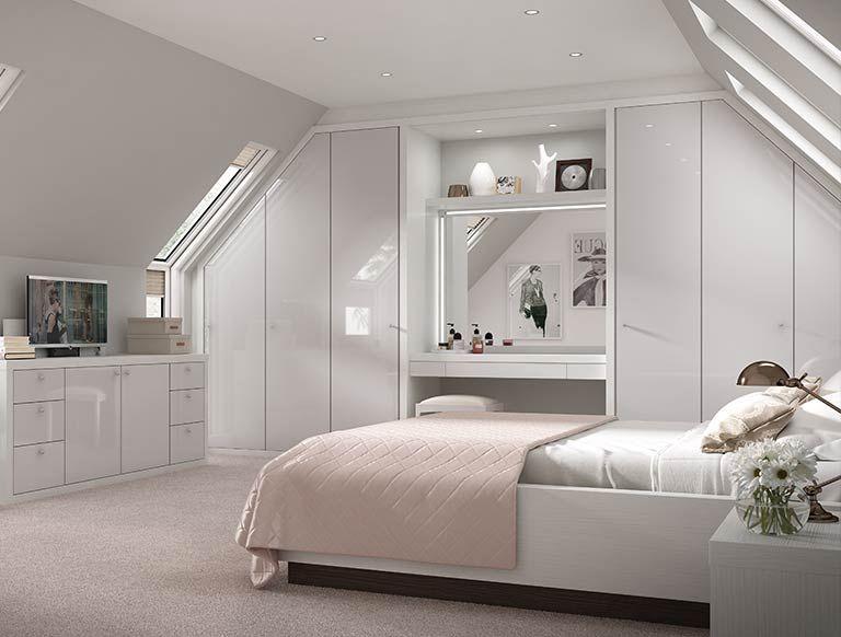 16 White Gloss Bedroom Furniture Ideas White Gloss Bedroom Furniture White Gloss Bedroom Bedroom Cupboards
