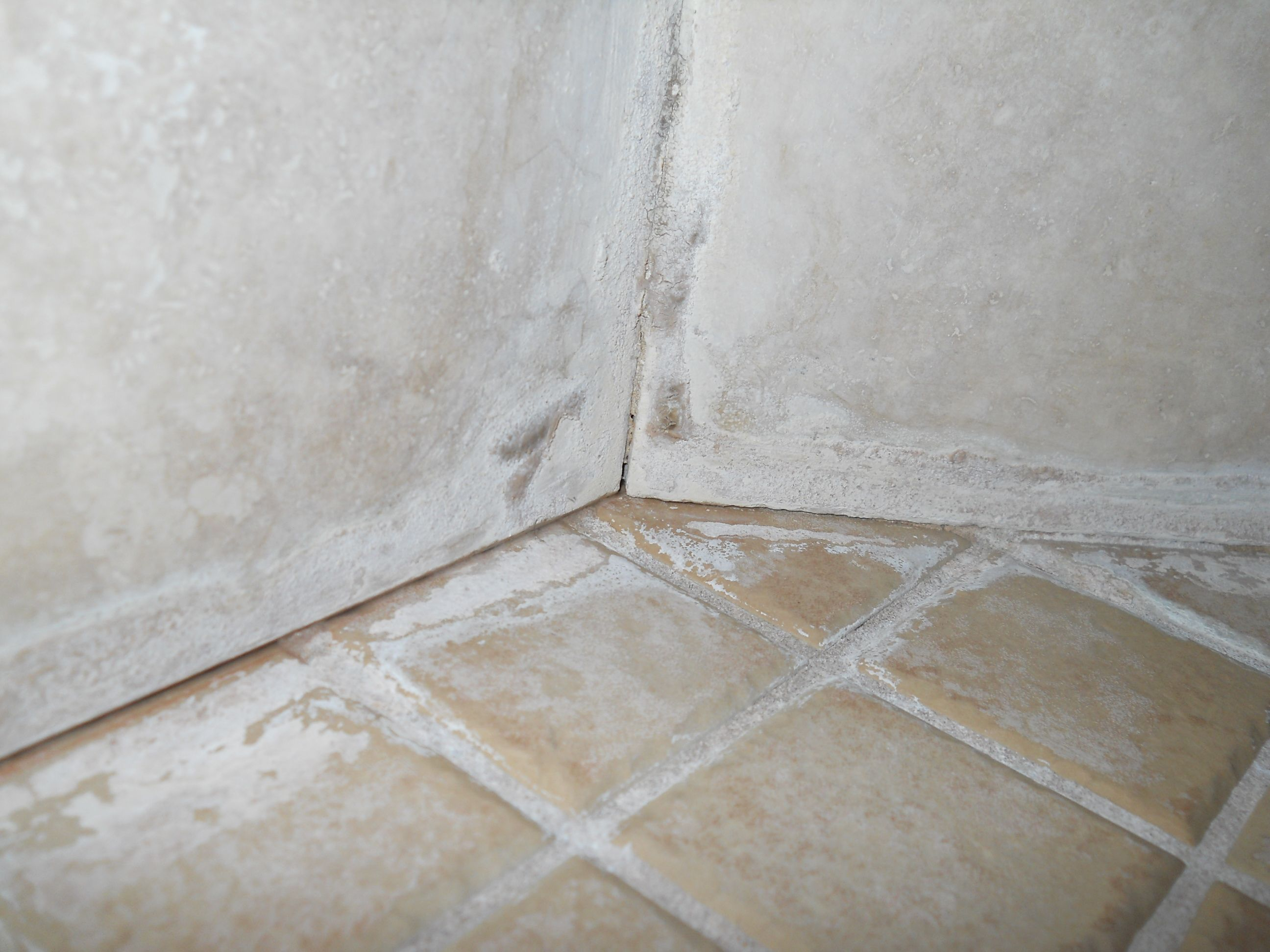Having cracks in your shower tile grout lines is going to lead to ...
