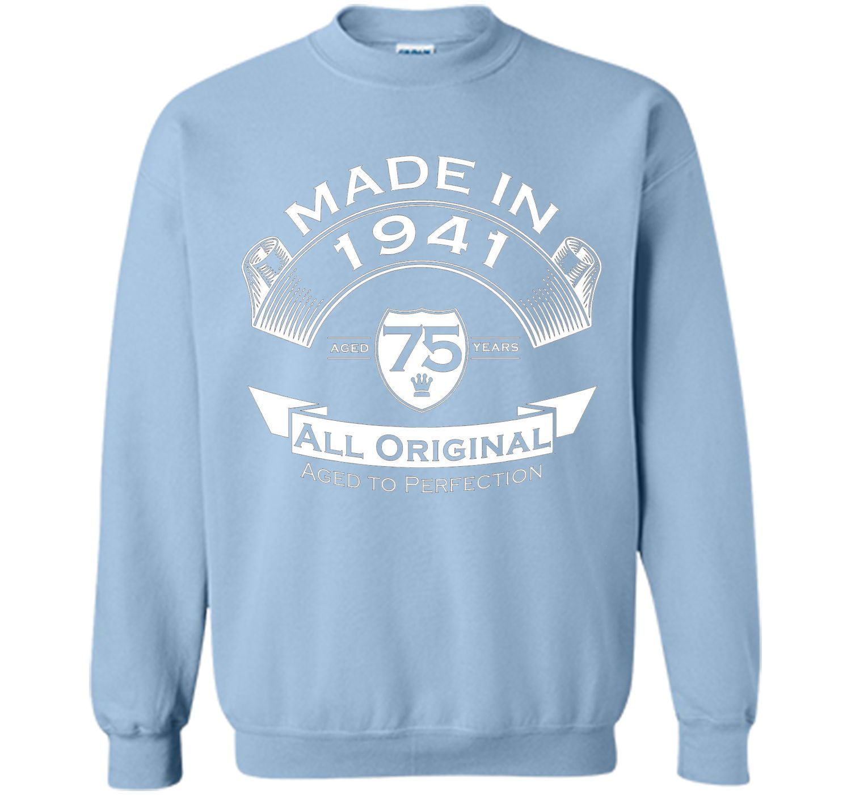 Men's 75th Birthday - Made in 1941