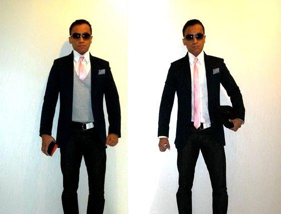 Armani Exchange Sunglasses, The Executive White Shirt, Salut Pink ...