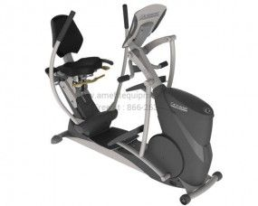 Octane Fitness Xr4c Seated Elliptical Trainer Review No Equipment Workout Elliptical Trainer Workout