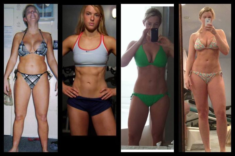 fitness competition before and after Google Search