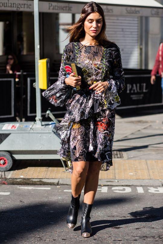 Street style from London fashion week spring/summer '16 - Vogue Australia