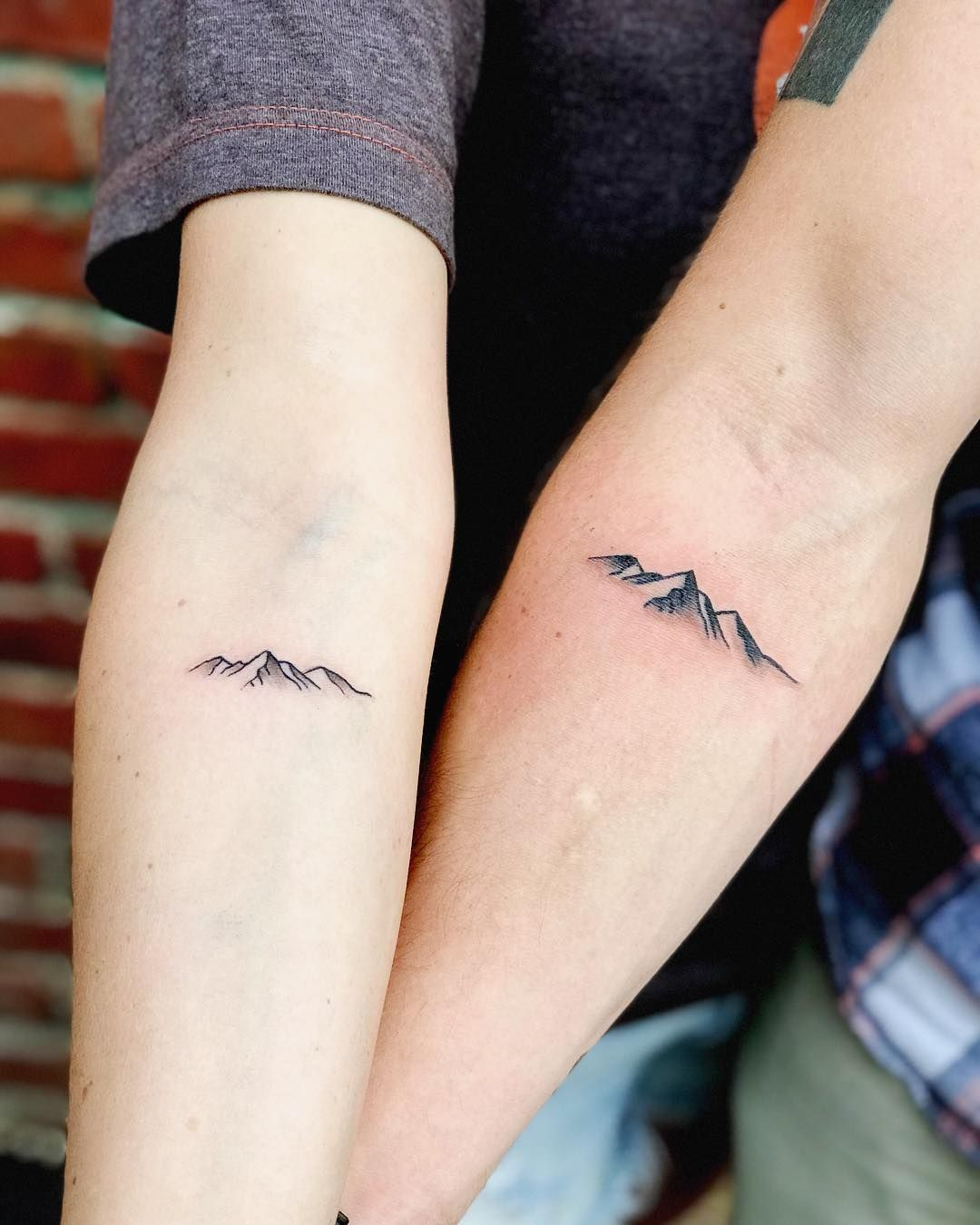 50 Couples Tattoos That Are RelationshipGoals Matching