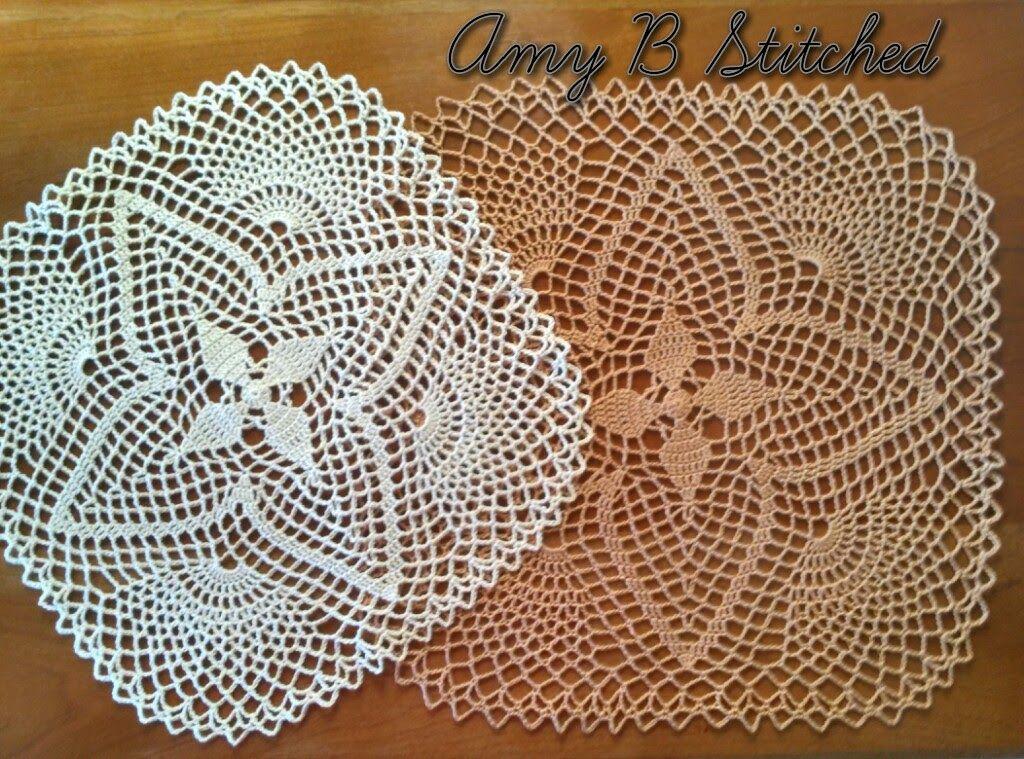 Mandalily A Free Crochet Doily Pattern Crochet Doilies Free