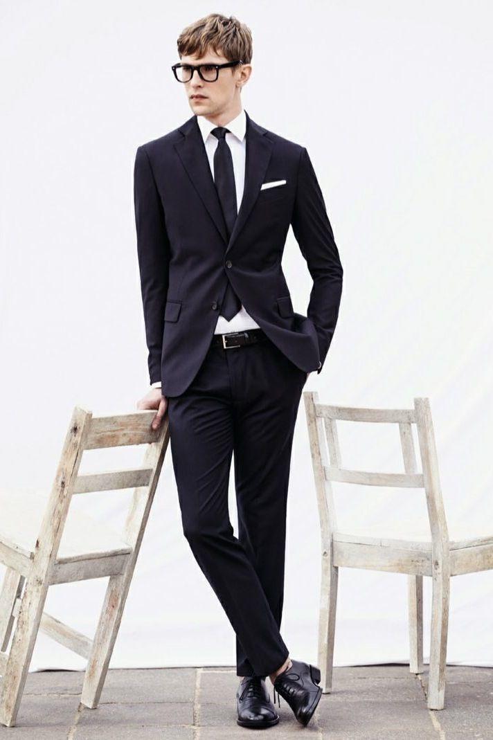 Black Suit  db336641ba7