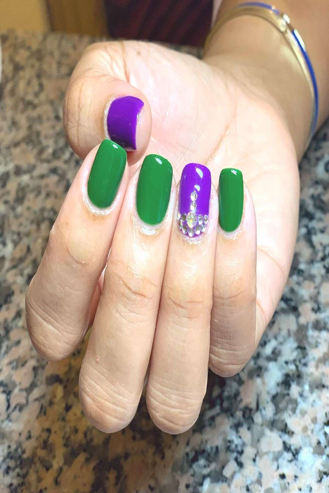 #houstonnails #jennytnails #solarnails #gelcolor #shellac #closeup #megans #people #more #one #and #or #jennytnails Megan's Gelcolor #houstonnails #shellac #solarnails You can find Wedding nails and more on ou...