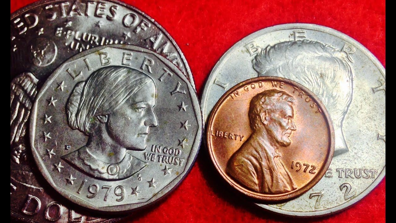 rare coins released in circulation