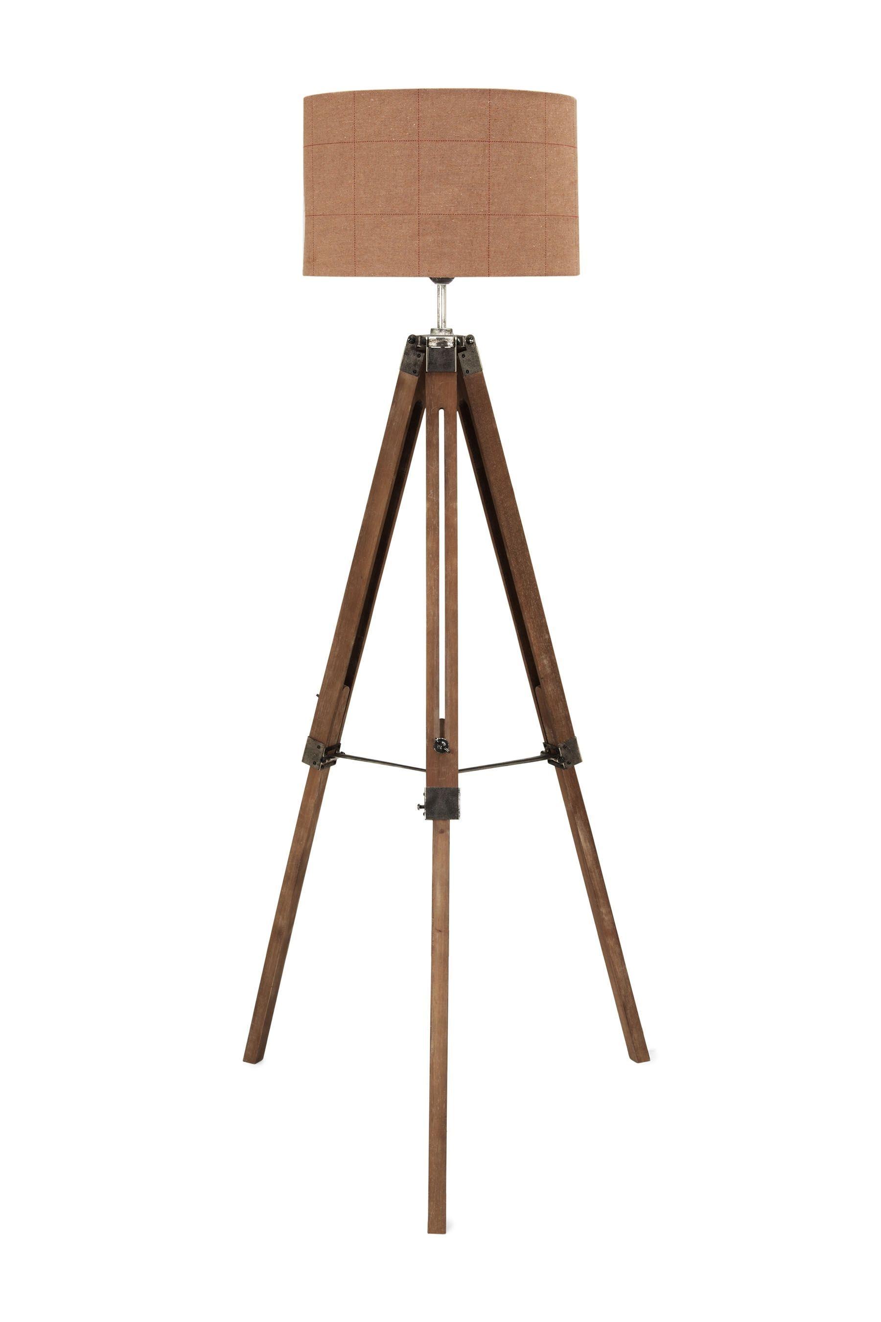 Buy Easel Floor Lamp from the Next UK online shop Wooden