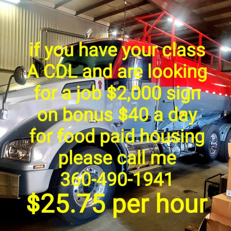 cdl jobs in 2020 Job, Looking for a job, Cdl