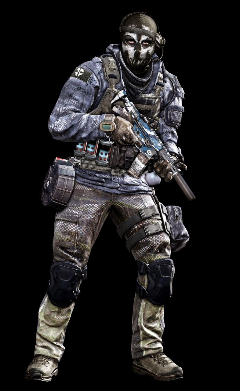 Call of Duty Ghosts © Activision / Infinity Ward ------- Jake ...