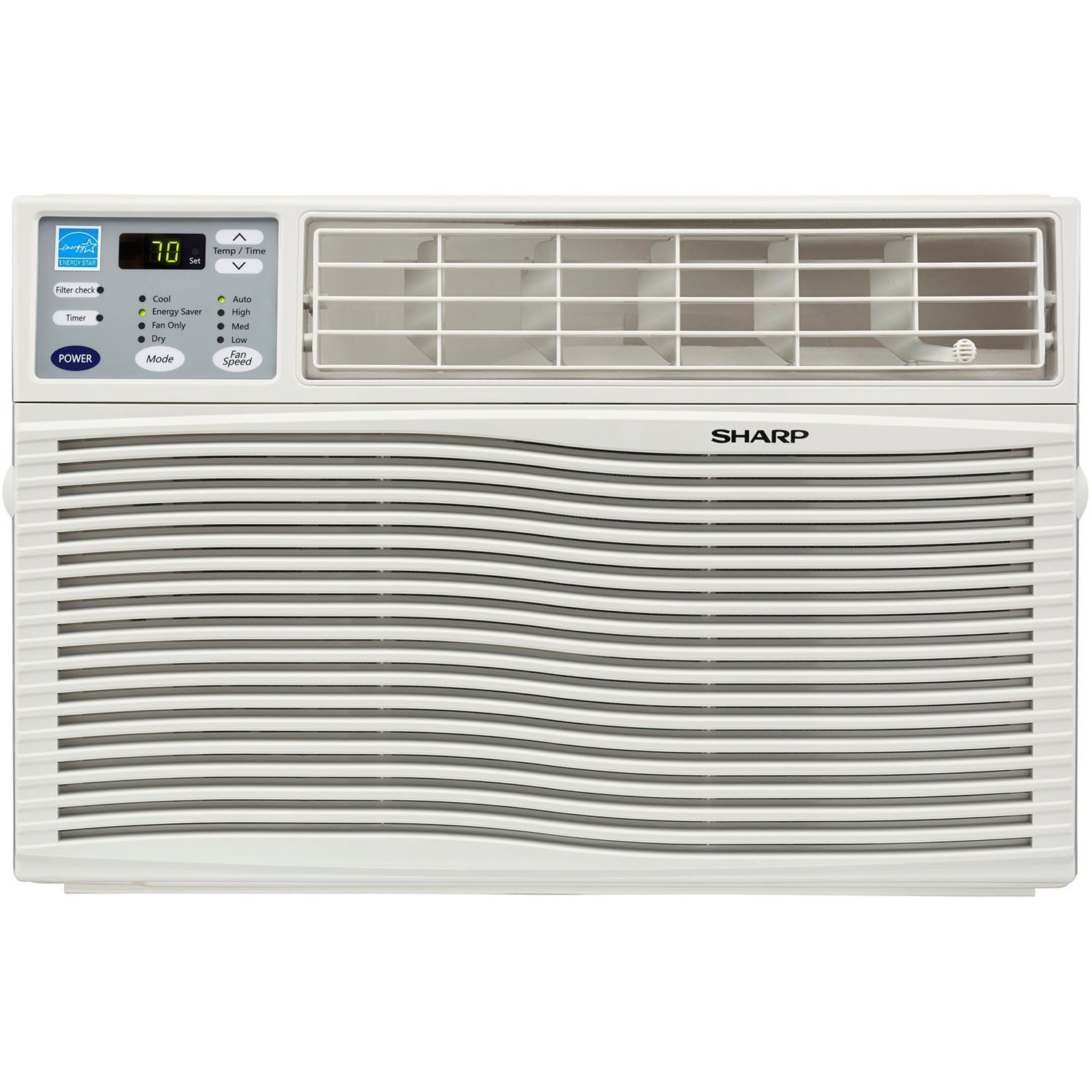 Fairly High Rating Cools Up To 350 Sq Ft 220 Amazon Com Sharp Afq80vx Energy Star Window Air Conditioner Room Air Conditioner Portable Air Conditioner