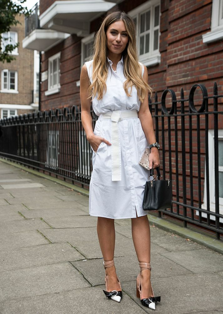 43dec405006 Cute Summer 2017 Outfit Ideas to copy from fashion bloggers and street style  stars