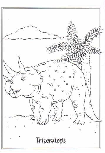 kidsnfunde  23 ausmalbilder von dinosaurier 2