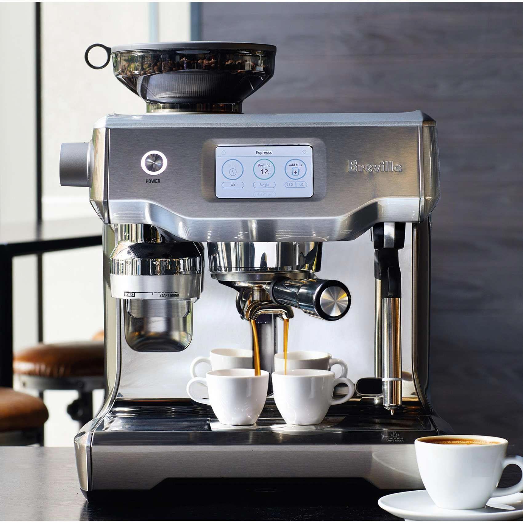 Breville Oracle Touch Sur La Table Latteart In 2020 Espresso Machine Cappuccino Machine Best Espresso Machine