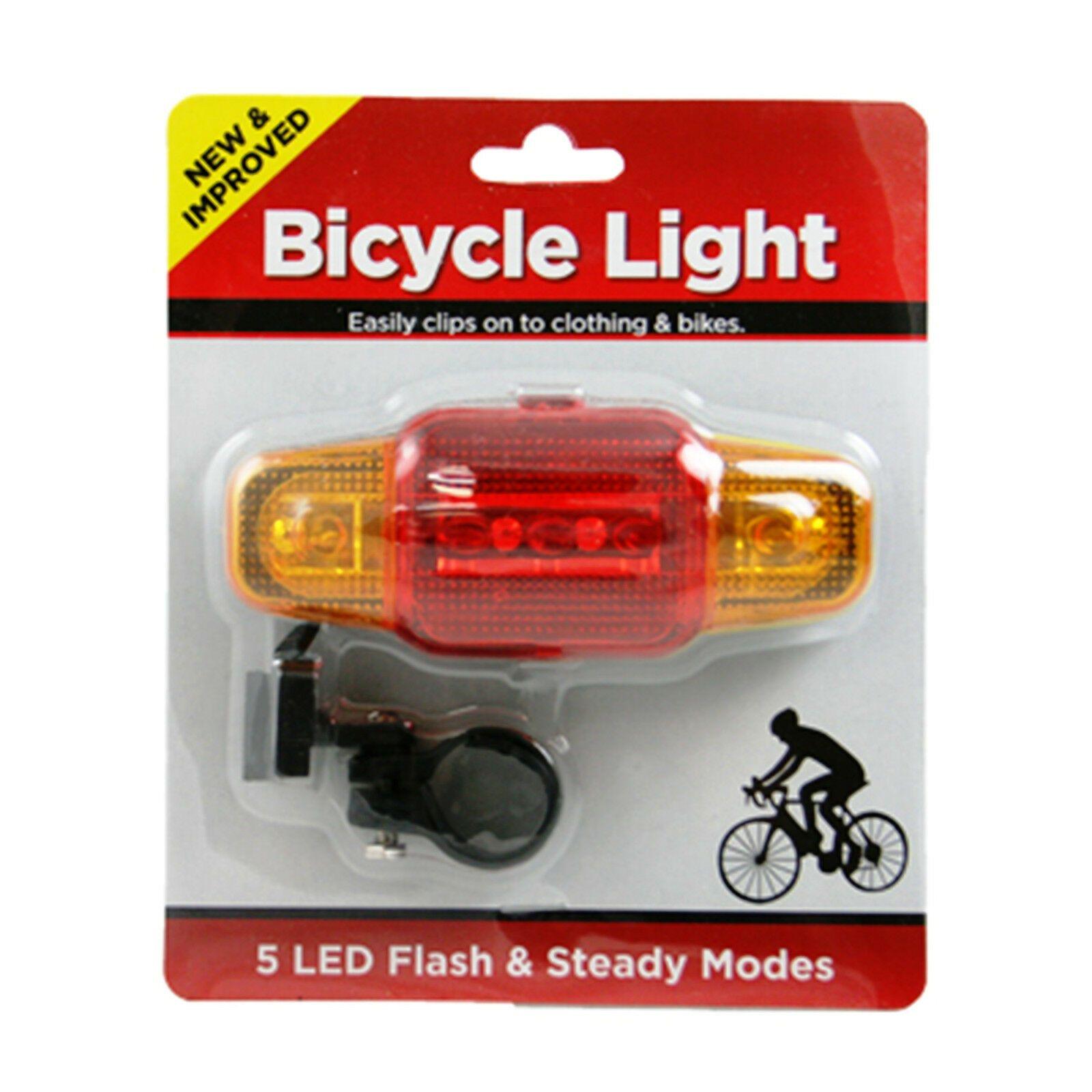 Bicycle Bike Safety Warning Tail Light Led Blinking Flash Steady Multi Modes Bicycle Light Ideas Of Bicycl Bicycle Lights Bike Lights Led Bike Tail Light