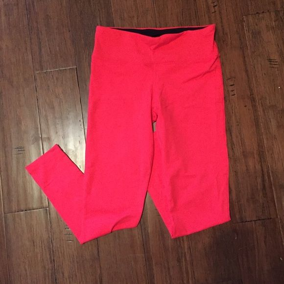 Yoga/Workout Pants Red workout pants!  Excellent condition. Pants
