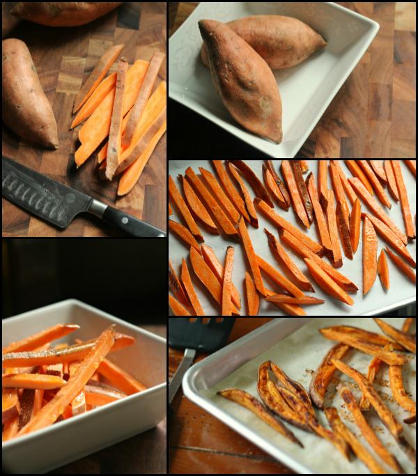 Sweet Potato Oven Fries Sweet Potato Oven Fries Sweet Potato Oven Fries In The Oven