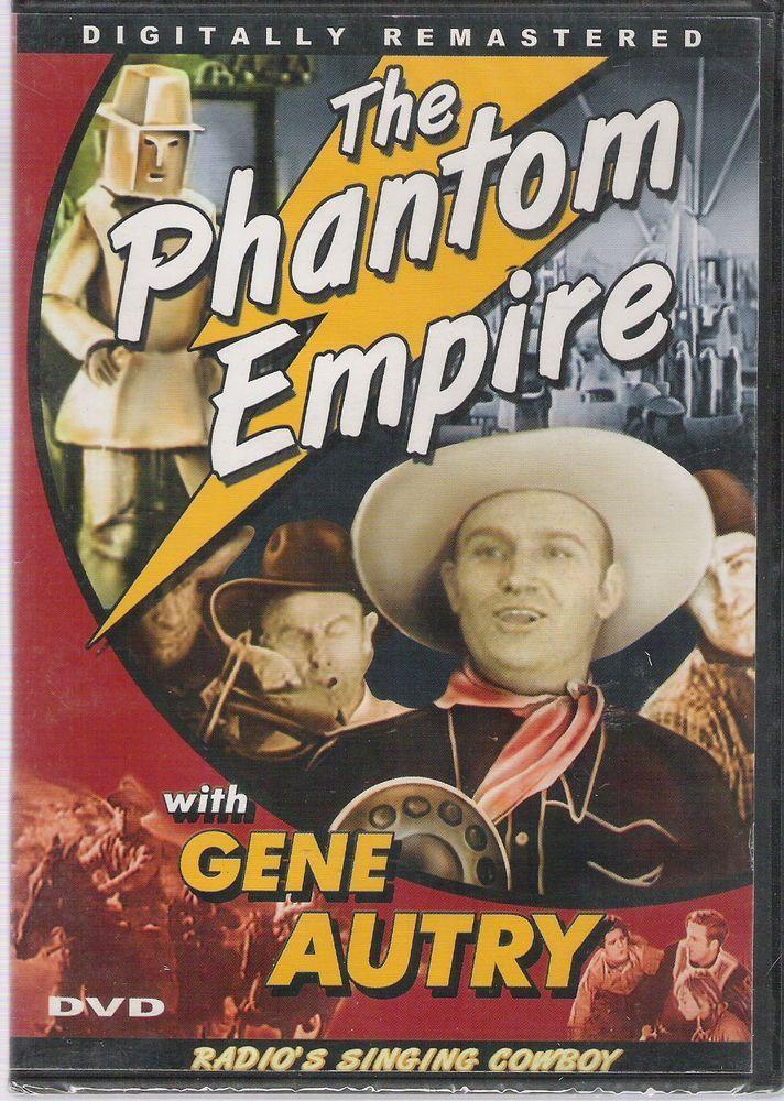 The Phantom Emire Gene Autry Sealed Fantasy, Baseball