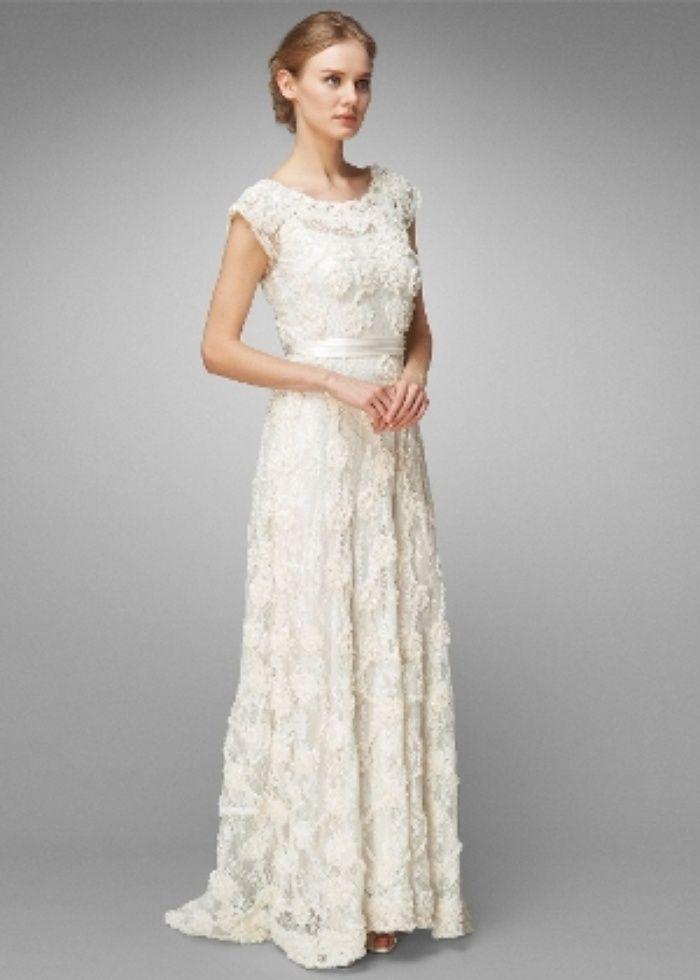 Carolina wedding dresses   Phase Eight Carolina Wedding Dress Ivory by Phase Eight - OneWedding