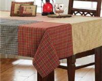 Tea Cabin Patchwork Tablecloth