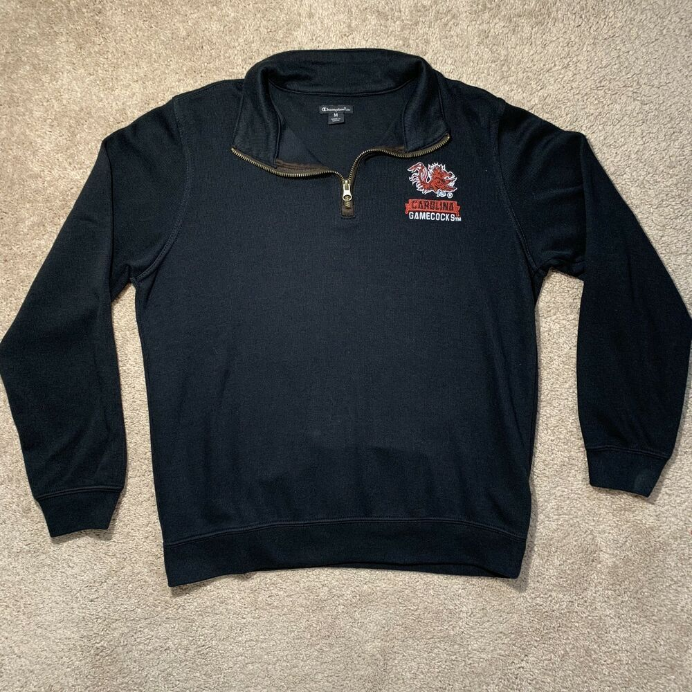CHAMPION ELITE MEN'S SOUTH CAROLINA GAMECOCKS Medium Black