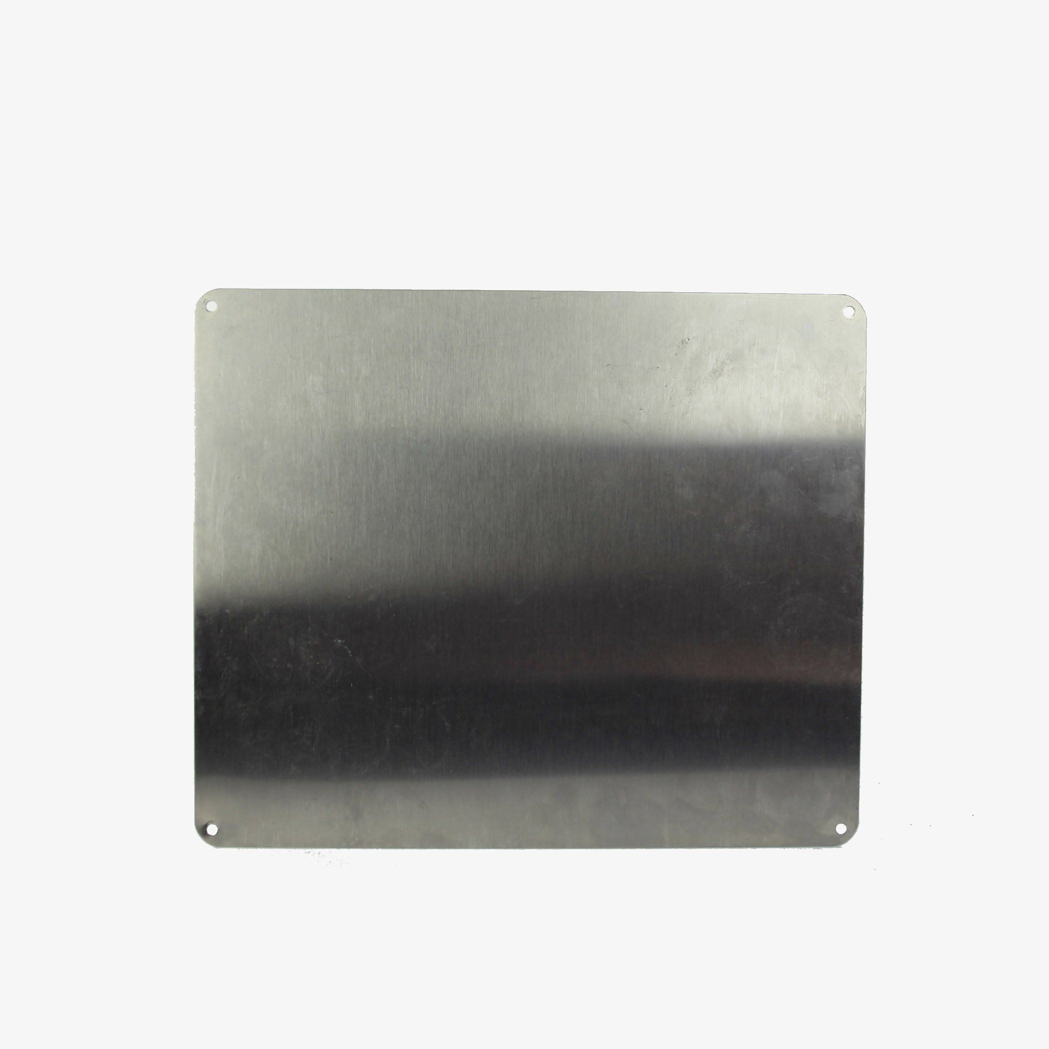 Stainless Steel Wall Base Steel Wall Spice Jars Plates On Wall