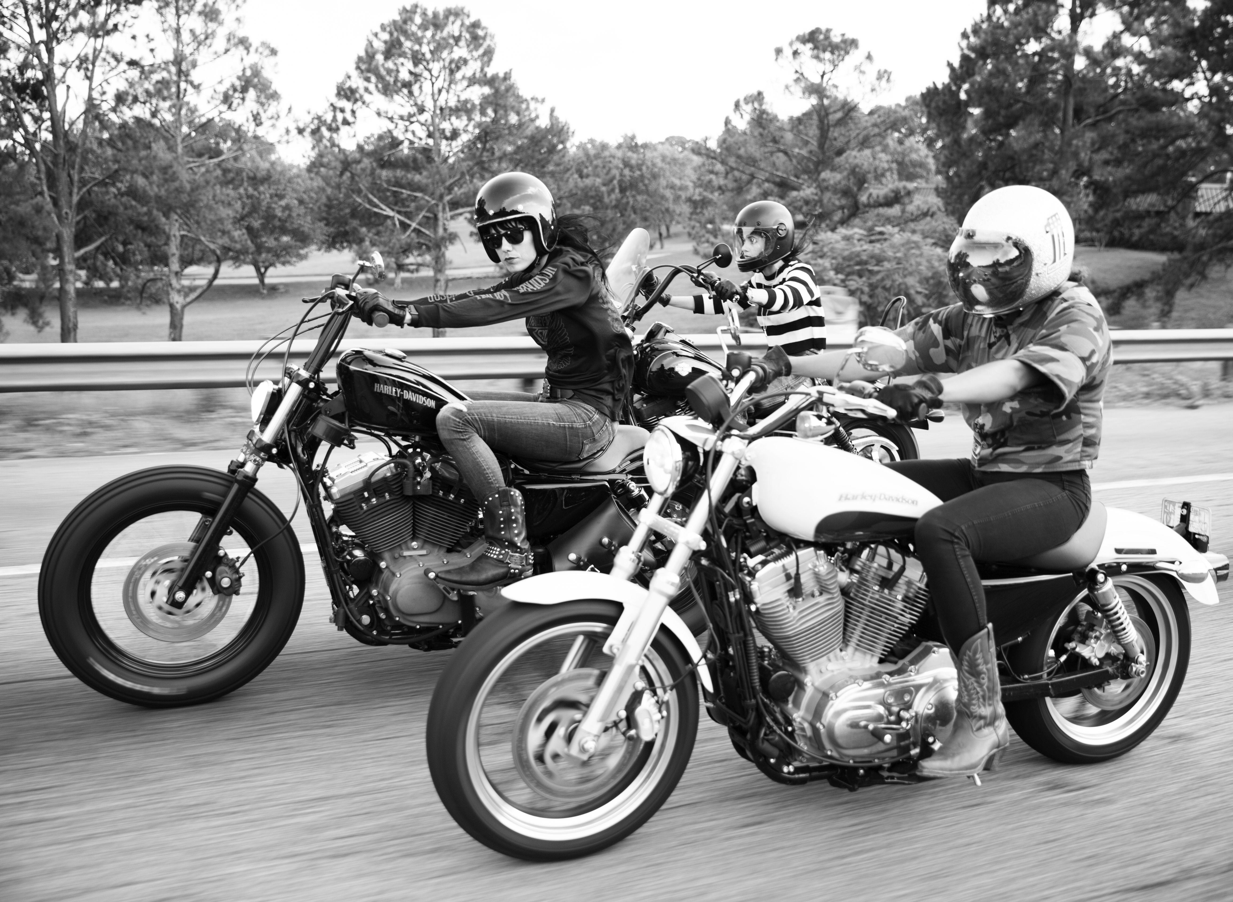 Time to Ride | Harley-Davidson #HwyRunaways | Harley ...