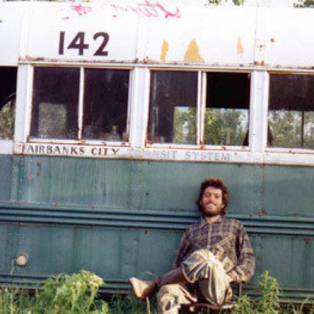 In Memory of Alexander Supertramp {he's the wild in all of us