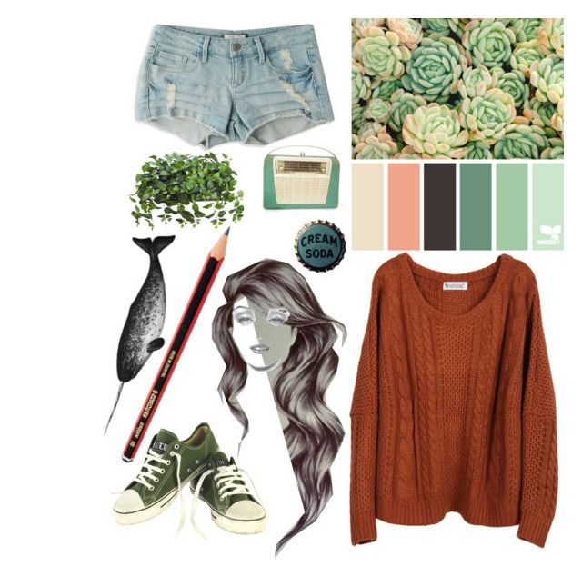 """Flinch"" by futterbutter-1 ❤ liked on Polyvore featuring Ethletic and Forever 21"