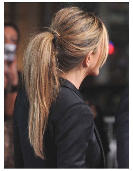 ultimate pony tail