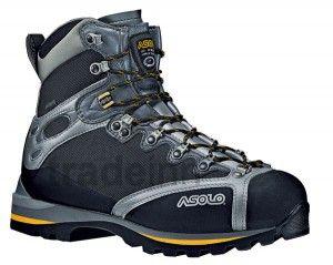 Asolo Glacier Goretex Black Man 206 16 Boots Hiking Boots Asolo