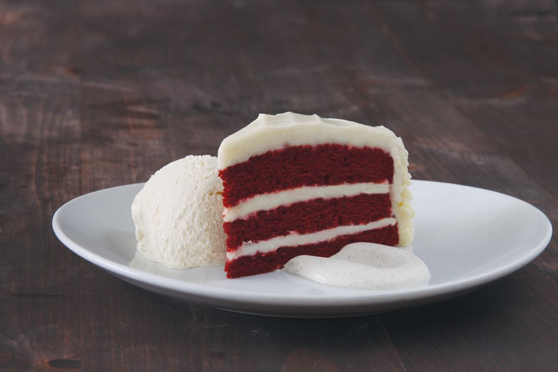 Belgian Chocolate Soufflé Cake:Warm chocolate cake served with ...