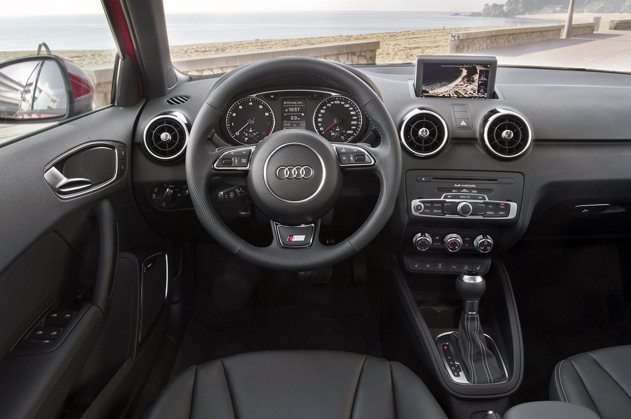 audi a1 interior cars pinterest audi a1 and cars. Black Bedroom Furniture Sets. Home Design Ideas