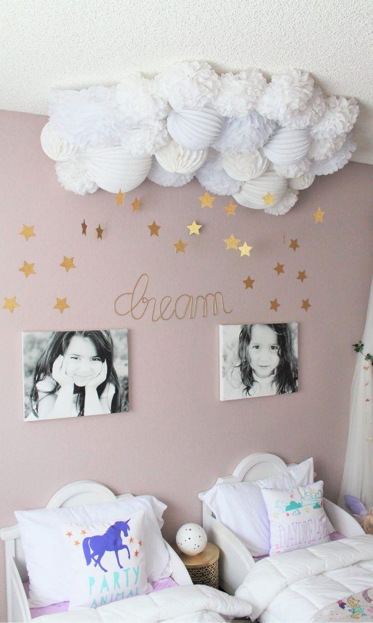 Purtroppo è una situazione rara. Decorare La Camera Dei Bambini In Modo Creativo 20 Idee Per Ispirarvi Kid Room Decor Room Ideas Bedroom Girls Bedroom Makeover