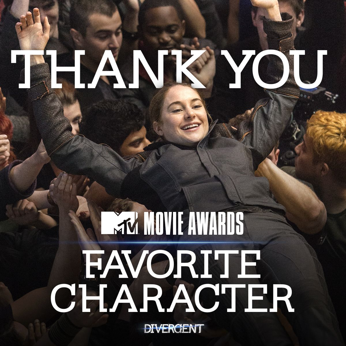 Favorite Character. Favorite Fans. Thanks for voting, Initiates! #votetrisforlife