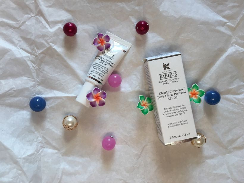 New blog post: Kiehl's Clearly Corrective Dark Circle Perfector Broad Spectrum SPF 30 #skincare #beauty #blogger #beautyblog #eyecream #spf #beautè #darkcircle #summer #spring #labordayweekend #kiehls #makeup #friday #vendredi